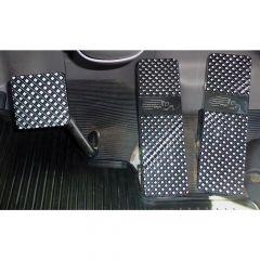Peterbilt Black Diamond Billet Aluminum Pedal Set