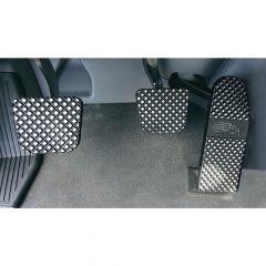 Peterbilt Black Billet Aluminum Pedal Set