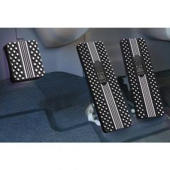 Kenworth Black Billet Aluminum Pedal Set