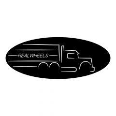 Peterbilt Pedal Truck Logo Plates