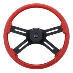 Onyx Viper Red Steering Wheel