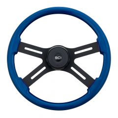 Onyx Classic Blue Steering Wheel