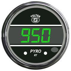 Pyrometer Gauge (Large) Green