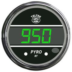 Pyrometer Gauge (Medium) Green