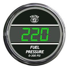 Fuel Pressure Gauge (0-300) Green
