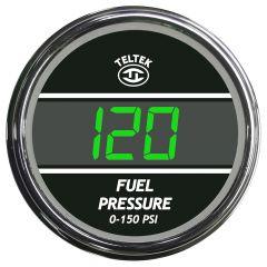 Fuel Pressure Gauge (0-150) Green