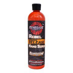 Renegade Rebel Grease Release Waterless Hand Cleaner 12 oz.