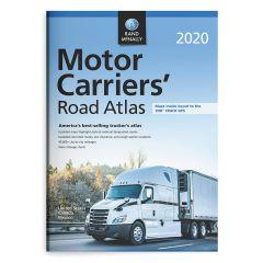 2020 Rand McNally Motor Carriers Road Atlas