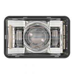 """4"""" x 6"""" 8800 Evo 2 High Beam Heated LED Headlight"""