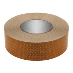Yellow Reflective DOT Conspicuity Marking Tape