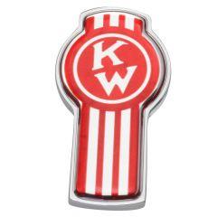 Kenworth Keyhole Logo Tractor & Trailer Air Valve Knobs