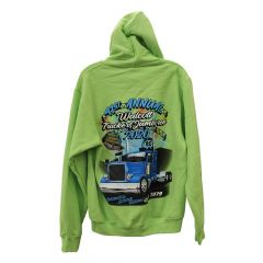 2020 Walcott Truckers Jamboree Hooded Sweatshirt