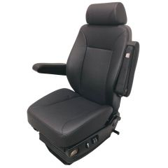 Air Chief Wide Ride Faux Leather Seat
