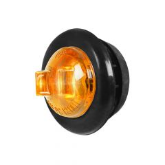 """1"""" LED Dual Function Wide Angle Mini Light with Rubber Grommet"""