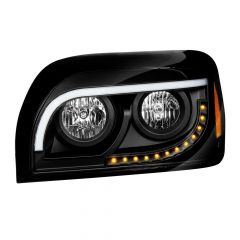 Freightliner Century Blackout Headlight (D/S)