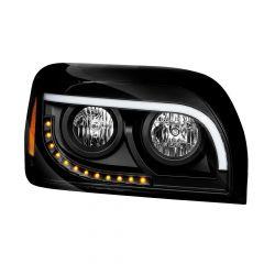 Freightliner Century Blackout Headlight (P/S)