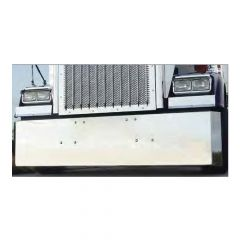 """Multi-Fit 18"""" Stainless Mitered End Bumper"""