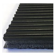 """Ribbed Rubber Cab Floor Replacement 60"""" x 72"""""""