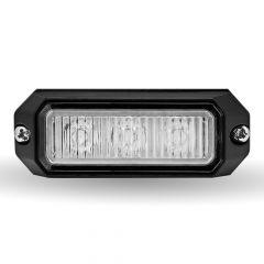"""3"""" Class 1 LED Flasher Amber Strobe Light"""