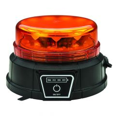 Rechargeable Beacon LED Warning Light with Remote Control