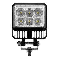 "4.3"" Radiant Series 20 LED Work Lamp"