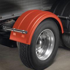 """18""""W Single Lift Axle Fenders"""