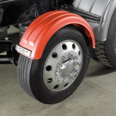 "12""W Poly Lift Axle Fenders"