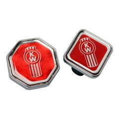 Kenworth Colored Tractor & Trailer Air Valve Knobs