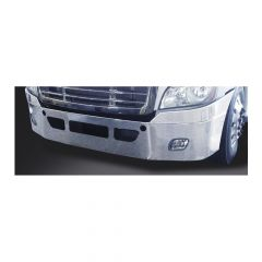 "Freightliner Cascadia 14"" Set Back Bumper with Fog Light Cutouts"