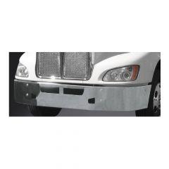 """Kenworth T660 13"""" Set Back Chrome Bumper"""