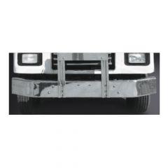 """Mack RD688 RD690 12"""" Open End Chrome Bumper"""