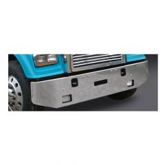 "Freightliner Classic XL 16"" Tapered Chrome Bumper"