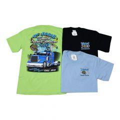 2020 Walcott Truckers Jamboree T-shirt