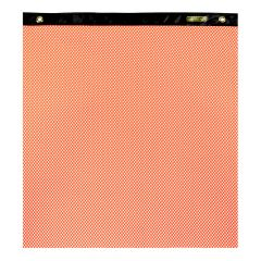 "24"" x 24"" Orange Mesh Flag"