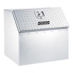 "Scratch & Dent - 24"" Step-less Aluminum Tool Box"
