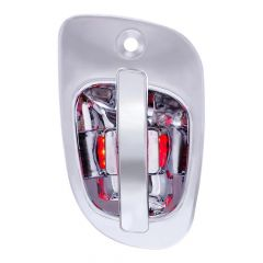 Freightliner Chrome Door Handle Cover with LED Light