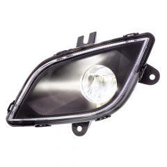 Freightliner Cascadia Blackout LED Fog Light