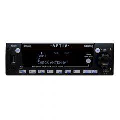 Aptiv Heavy-Duty Radio AM/FM/WB with Integrated Bluetooth® and Integrated SiriusXM® Satellite Radio