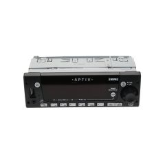 Aptiv Heavy-Duty Radio AM/FM/WB with Integrated SiriusXM® Satellite Radio