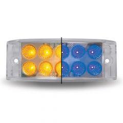"""6"""" x 2"""" Dual Revolution Trailer LED Light"""