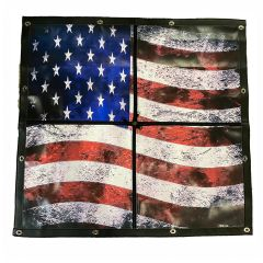 Old Glory Non-Quilted Winterfront