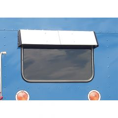 Kenworth Rear Sleeper Window Visor