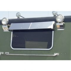 Peterbilt Sleeper/Day Cab Rear Window Drop Visor