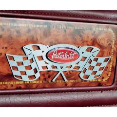 Peterbilt Victory Interior Door Logo Trim