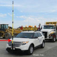 Wonder Pole® Pilot Car High Pole