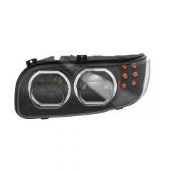 Peterbilt 388, 389, 567 Blackout LED Headlight