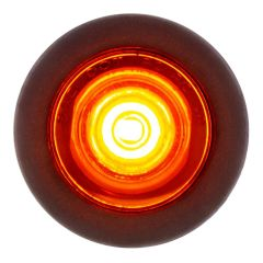 """1"""" 1 LED Mini Clearance Light with Grommet"""