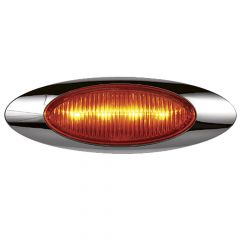 "6-5/8"" 4 LED Millenium 1 Marker Light"