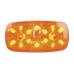 """4"""" 16 LED Tiger Eye Marker Light"""
