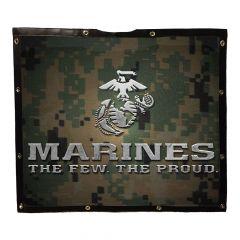 Marines Bugscreen